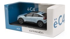 Citroen C4: il modellino della elettrica