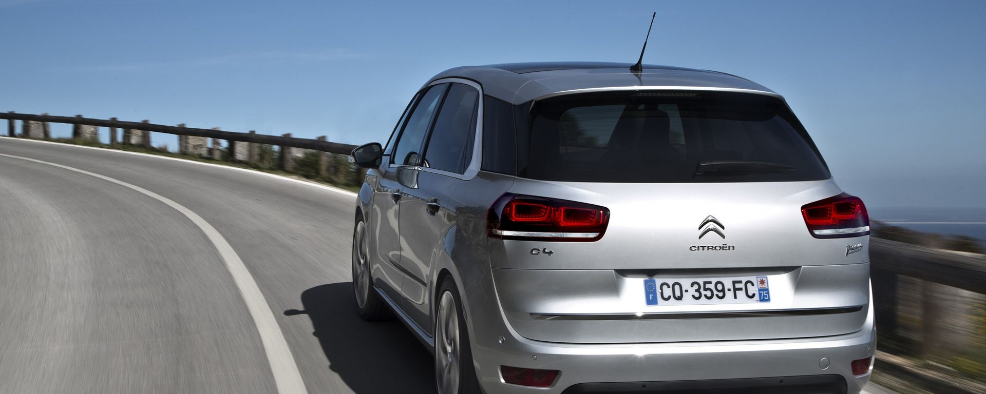 Citroën C4 Picasso 1.6 BlueHDi 120 cv EAT6