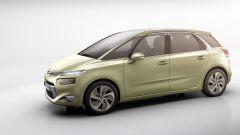Citroën C4 Picasso 2013: artista verde - Immagine: 8
