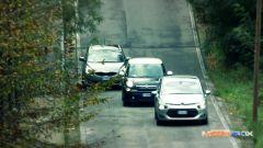 Citroën C4 Picasso vs  Fiat 500L Living vs Kia Carens - Immagine: 25