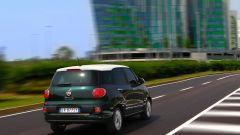 Citroën C4 Picasso vs  Fiat 500L Living vs Kia Carens - Immagine: 16