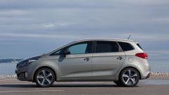Citroën C4 Picasso vs  Fiat 500L Living vs Kia Carens - Immagine: 20