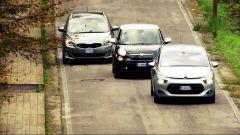 Citroën C4 Picasso vs  Fiat 500L Living vs Kia Carens - Immagine: 3