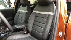 Citroen C4 PureTech 130 S&S EAT8 Shine: i confortevoli sedili anteriori