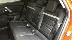 Citroen C4 PureTech 130 S&S EAT8 Shine: il divanetto posteriore