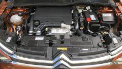 Citroen C4 PureTech 130 S&S EAT8 Shine: il tre cilindri turbo-benzina non è ibrido