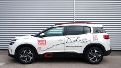 Citroen C5 Aircross 71° N Limited Edition: parte la White Cruise - Immagine: 2