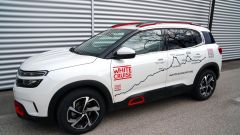 Citroen C5 Aircross 71° N Limited Edition: parte la White Cruise - Immagine: 1