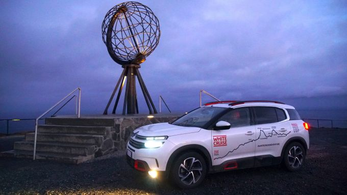 Citroen C5 Aircross 71°N Limited Edition