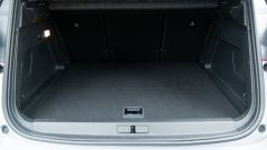 Citroen C5 Aircross Hybrid 2021, interni: il bagagliaio