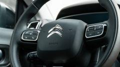 Citroen C5 Aircross Hybrid 2021, interni: particolare del volante
