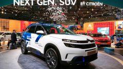 C5 Aircross Hybrid Concept: in video dal Salone di Parigi 2018 - Immagine: 7