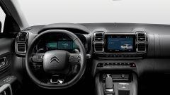 Citroen C5 Aircross Hybrid: la plancia del SUV ibrido
