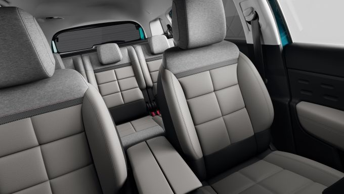 Citroen C5 Aircross: punto di riferimento per comfort dei passeggeri