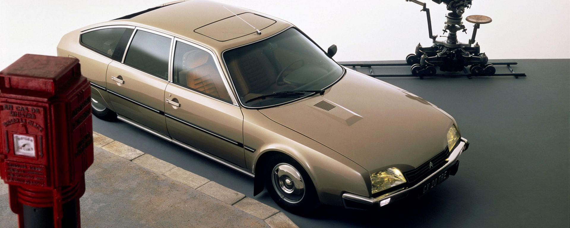 Citroën CX, i miei primi 40 anni