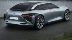 Citroen Cxperience Concept: vista 3/4 posteriore