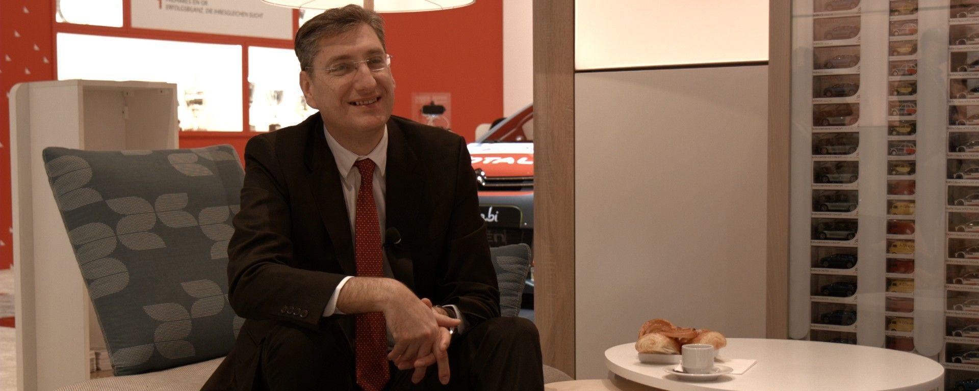 Citroen: della C Aircross ce ne parla Marco Freschi, Responsabile della Comunicazione Citroen Italia