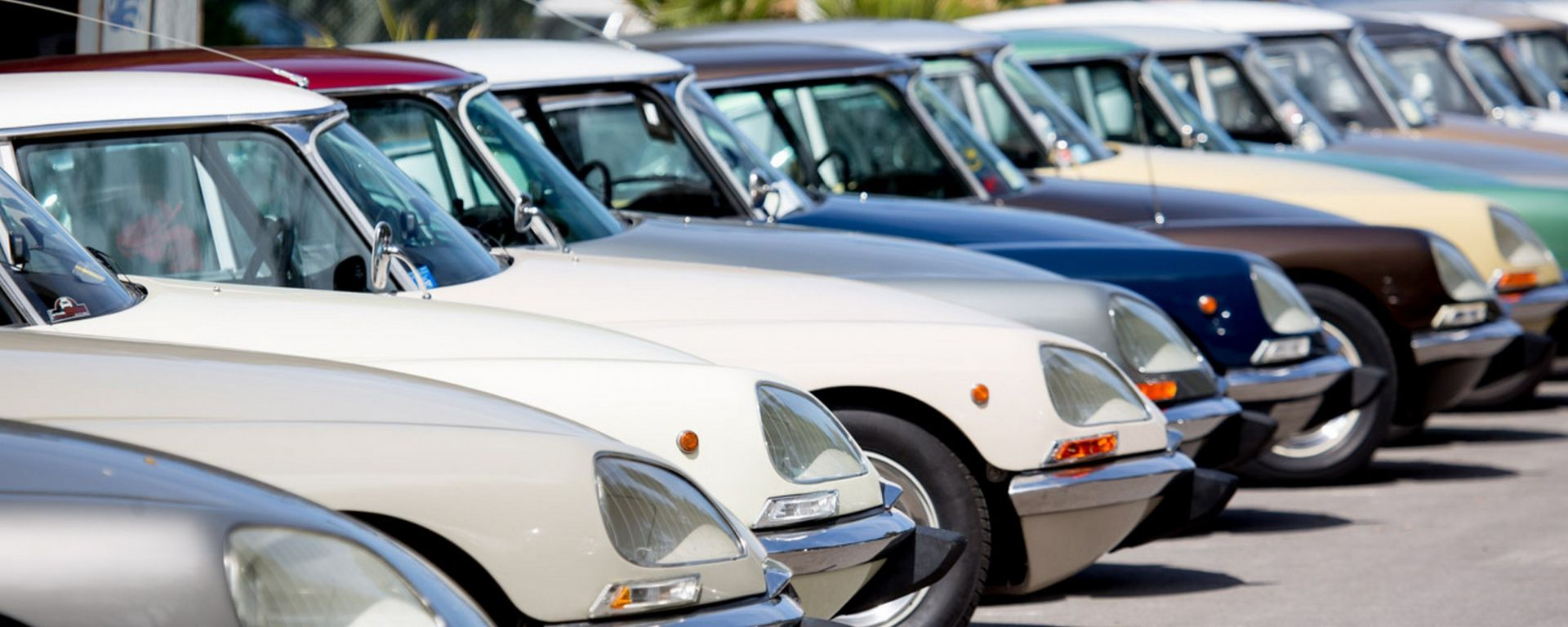 Citroën DS 60 anni dopo: le foto del raduno