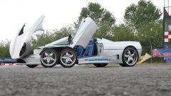 Citroen DS Millepiedi e non solo. 5 auto con più di 4 ruote - Immagine: 3