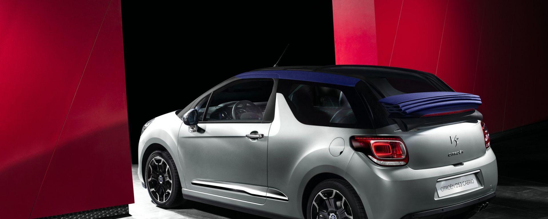 Citroën DS3 Cabrio: c'è anche un video