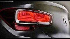 Citroën DS5 berlina: i primi teaser - Immagine: 1