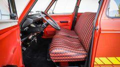 Citroen Dyane 6: i sedili anteriori