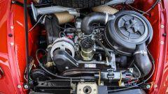 Citroen Dyane 6: il vano motore