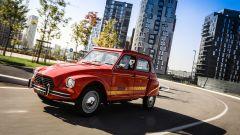 Citroen Dyane 6: un'auto storica guidata oggi