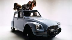 Citroen Dyane 50° anniversario: in Italia dal 1967