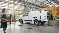 Citroen e-Berlingo Van 2021: da 3,3 a 4,4 metri cubi di carico
