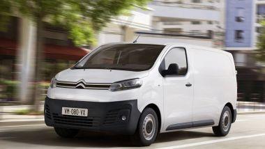 Citroen e-Jumpy: il veicolo commerciale si fa elettrico
