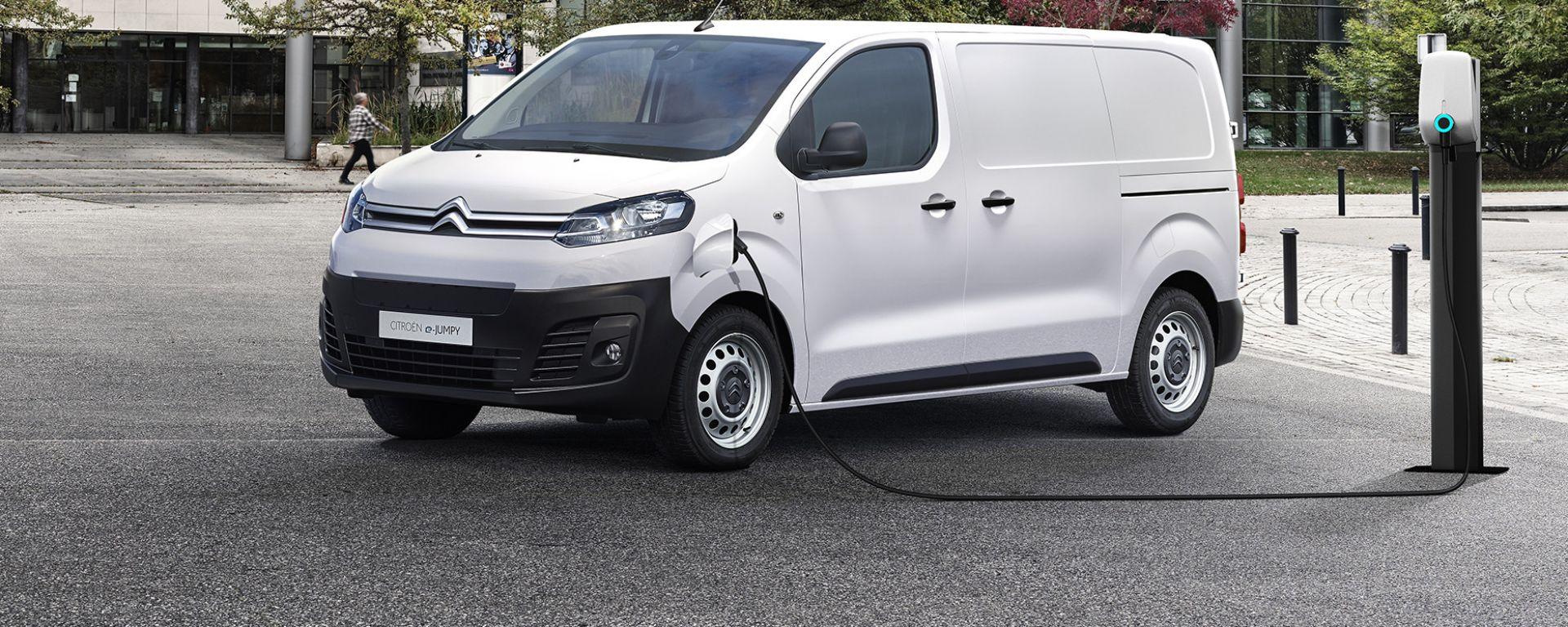 Citroen e-Jumpy XS 50 kWh