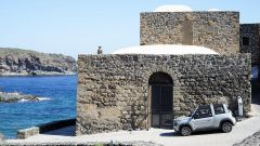 Citroen E-Mehari all'isola di Pantelleria (2)