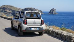 Citroen E-Mehari all'isola di Pantelleria (4)