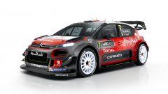 Citroen è pronta a lasciare il suo segno sul WRC 2017 - Citroen C3 WRC