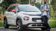 Citroen: Fabio Volo testimonial del concorso per vincere una C3 Aircross