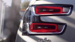 Citroen Grand C4 Picasso: dettaglio del fanale posteriore