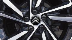 Citroen Grand C4 Picasso: dettaglio della ruota