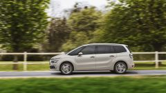 Citroen Grand C4 Picasso: vista laterale