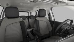 Citroen Grand C4 Space Tourer C-Series: sedili