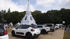 Citroen il Raduno del Secolo: una mini Torre Eiffel