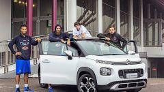 Citroen Italia e gli azzurri del basket alla conquista dell'EuroBasket - Immagine: 2