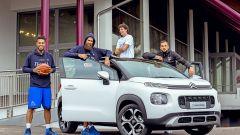 Citroen Italia e gli azzurri del basket alla conquista dell'EuroBasket - Immagine: 1