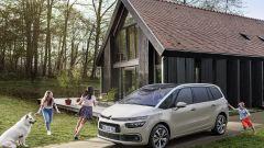 Citroen: l'auto da famiglia presente a Bimbinfiera a Milano
