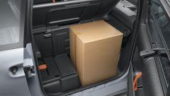 Citroen My Ami Cargo: il vano di carico