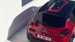 Citroen Nuova C3 2020: visuale del tetto
