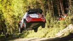 Citroen Racing Abu Dhabi - Rally Finlandia 2016