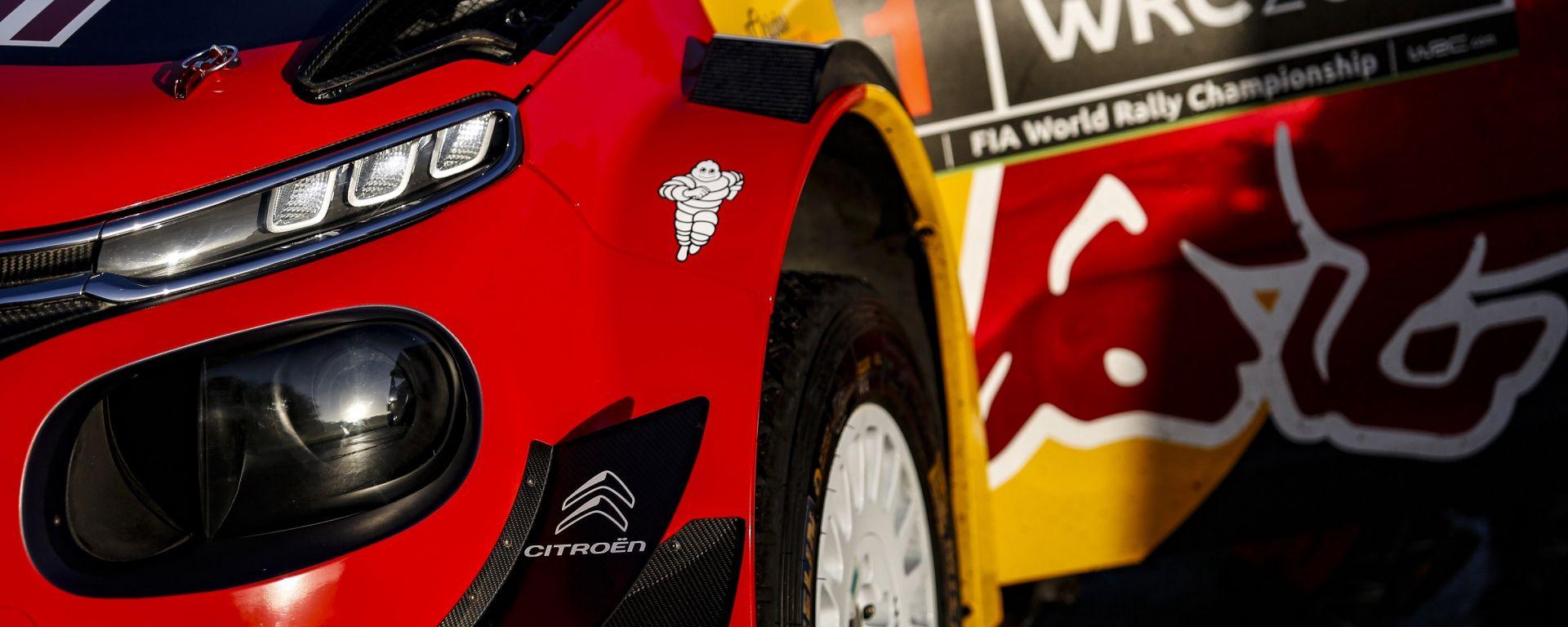 Citroen Racing mostra la livrea celebrativa per i cento anni