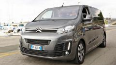 Citroen SpaceTourer: una business lounge a quattro ruote - Immagine: 1