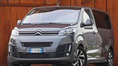 Citroen SpaceTourer: una business lounge a quattro ruote - Immagine: 2